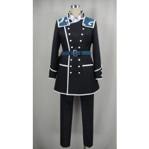 IDOLISH7 Leopard Eyes Trigger Ryunosuke Tsunashi Cosplay Costume