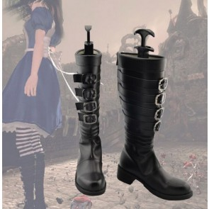 Alice: Madness Returns Alice Cosplay Boots