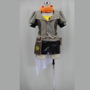 Deluxe RWBY Yellow Trailer Yang Xiao Long Cosplay Costume