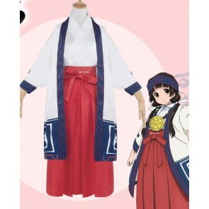 Kuma Miko: Girl Meets Bear Machi Amayadori Cosplay Costume