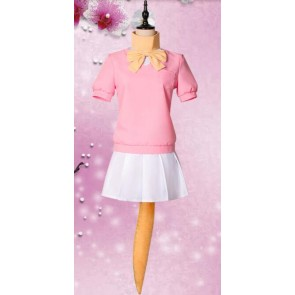 Kemono Friends Fennec Cosplay Costume