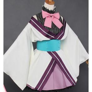Urara Meirocho Koume Yukimi Cosplay Costume