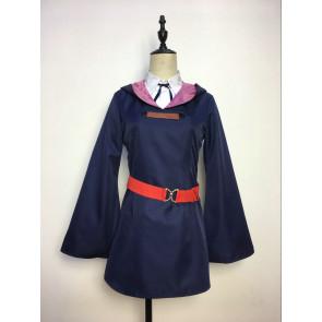 Little Witch Academia Akko Atsuko Kagari Cosplay Costume