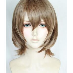 Blonde 30cm Persona 5 Goro Akechi Cosplay Wig