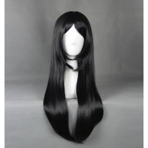 Black 60cm Charlotte Ayumi Otosaka Cosplay Wig