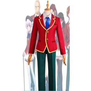 Classroom of the Elite Kiyotaka Ayanokoji Cosplay Costume