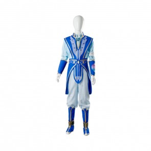 Aselia Tales of The Rays Ix Nieves Cosplay Costume