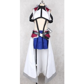 Cross Ange: Rondo of Angels and Dragons Salia Cosplay Costume