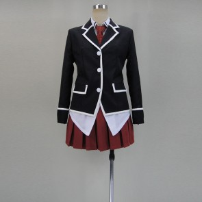 Trinity Seven Lilith Asami Cosplay Costume