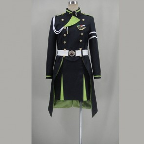 Seraph of the End: Vampire Reign Shigure Yukimi Cosplay Costume