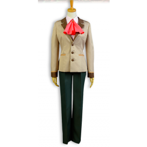 Rampo Kitan: Game of Laplace Kobayashi Cosplay Costume