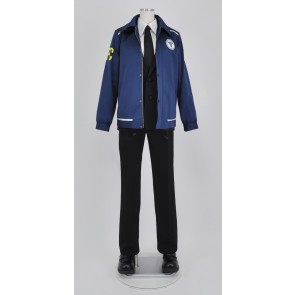 Psycho-Pass Enforcer Uniform Shinya Kogami/Nobuchika Ginoza Cosplay Costume