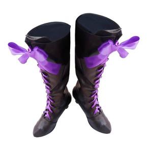 Kuroshitsuji Black Butler Alois Trancy Cosplay Boots