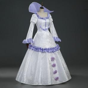 Aldnoah.Zero Asseylum Vers Allusia Dress Cosplay Costume