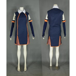 Grimgar of Fantasy and Ash Shihoru Cosplay Costume