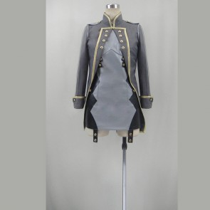 God Eater 2: Rage Burst Cosplay Costume