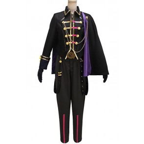 Tsukiuta. The Animation Tsukino Empire Shiwasu Kakeru Cosplay Costume