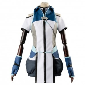"Knight's & Magic Ernesti ""Eru"" Echavalier Cosplay Costume"