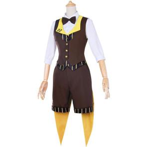 Vocaloid Kagamine Len Cafe Maid Cosplay Costume
