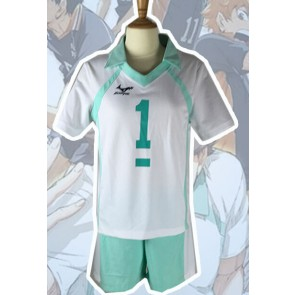 Haikyuu!! Toru Oikawa Aoba Jousai High School Sports Uniform Cosplay Costume