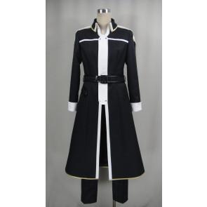 Sword Art Online ALfheim Online SAO ALO Kirito Cosplay Costume