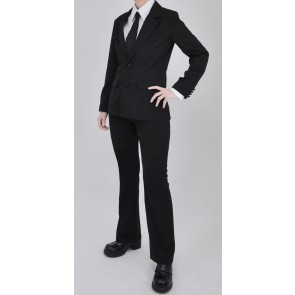 Psycho-Pass Shinya Kogami Suit Cosplay Costume