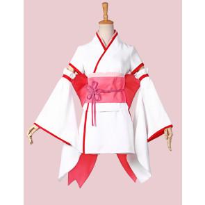 Re:ZERO -Starting Life in Another World- Ram Kimono Cosplay Costume