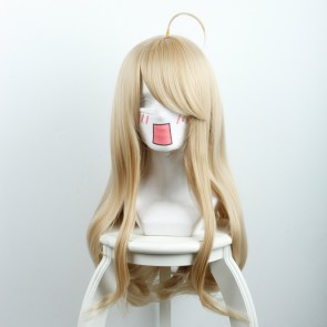Yellow 70cm Danganronpa V3: Killing Harmony Kaede Akamatsu Cosplay Wig