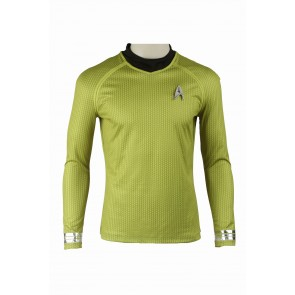 Star Trek Into Darkness Captain James T. Kirk Cosplay Costume