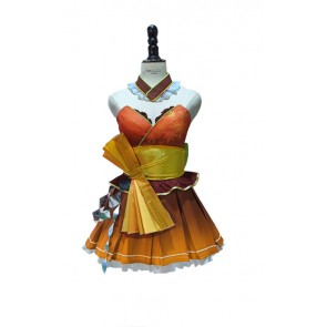 Vocaloid Kimagure Mercy Kasane Teto Cosplay Costume
