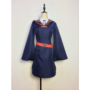 Little Witch Academia Lotte Jansson Cosplay Costume