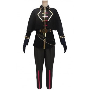 Tsukiuta. The Animation Tsukino Empire Satsuki Aoi Cosplay Costume