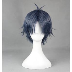 Blue 30cm Charlotte Jojiro Takajo Cosplay Wig