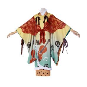 Rozen Maiden 15th Anniversary Kanaria Cosplay Costume