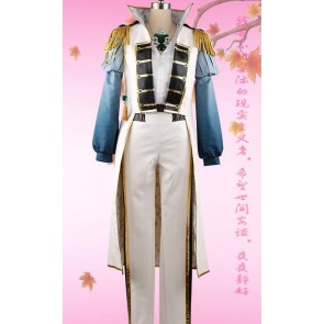 Land of the Lustrous Antarcticite Suit Cosplay Costume