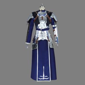 Fate/Grand Order Archetype Saber Arthur Pendragon Cosplay Costume