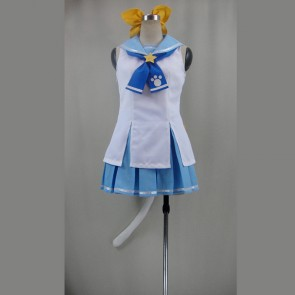 Etotama Nya-tan Cosplay Costume