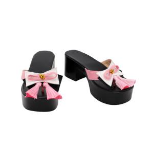 Genshin Impact Kamisato Ayaka Cosplay Shoes , $43.75 (was $65.63) is $44 (33% off)