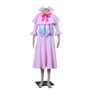 Fairy Tail Mavis Vermillion Cosplay Costume - Version 2