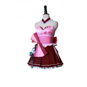 Vocaloid Kimagure Mercy Megurine Luka Cosplay Costume