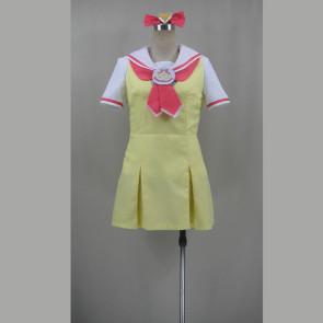 Pretty Rhythm All-Star Selection Lala Manaka School Uniform Cosplay Costume