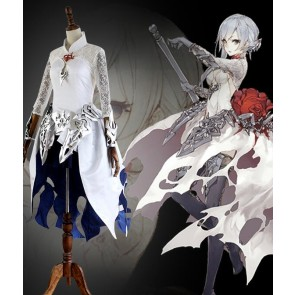 SINoALICE Snow White Cosplay Costume