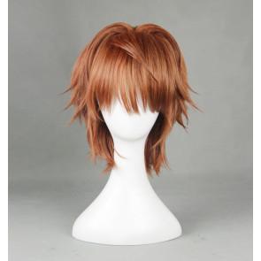 Brown 40cm To Love-Ru Rito Yuuki Cosplay Wig