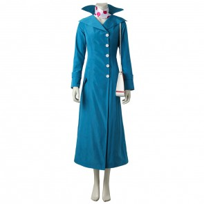 Despicable Me 3 Lucy Cosplay Costume