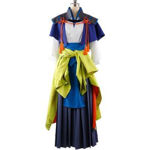 Bungou to Alchemist Shuusei Tokuda Cosplay Costume