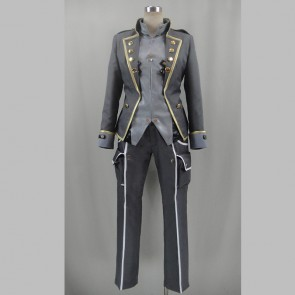 God Eater 2 Protagonist Cosplay Costume