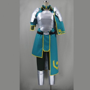 Sword Art Online Extra Edition Agil Andrew Gilbert Mills Cosplay Costume