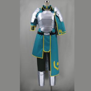 Sword Art Online Extra Edition Agil Andrew Gilbert Mills Cosplay Costume