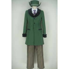 Fate/Grand Order Lev Lainur Flauros Cosplay Costume