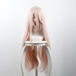 Pink 80cm Danganronpa V3: Killing Harmony Miu Iruma Cosplay Wig